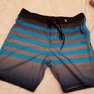 Bundle 2 pair Hurley Board Shorts (1) Phantom